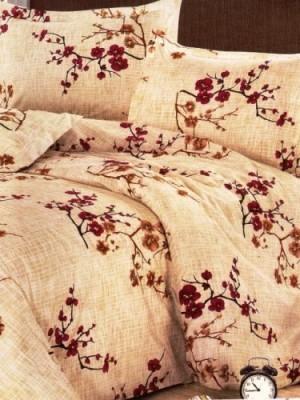 MF-17 комплект постельного белья микрофибра Valtery Семейный