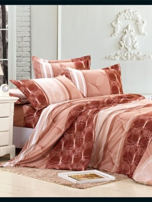 MF-45 комплект постельного белья микрофибра Valtery 1,5 спальный