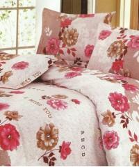 MF-07 комплект постельного белья микрофибра Valtery Семейный