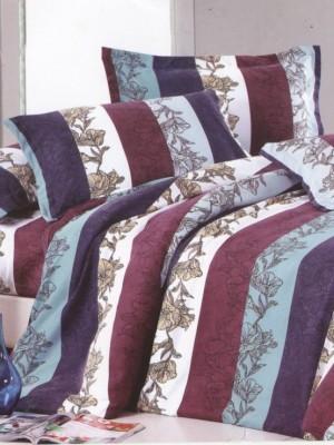MF-11 комплект постельного белья микрофибра Valtery Семейный