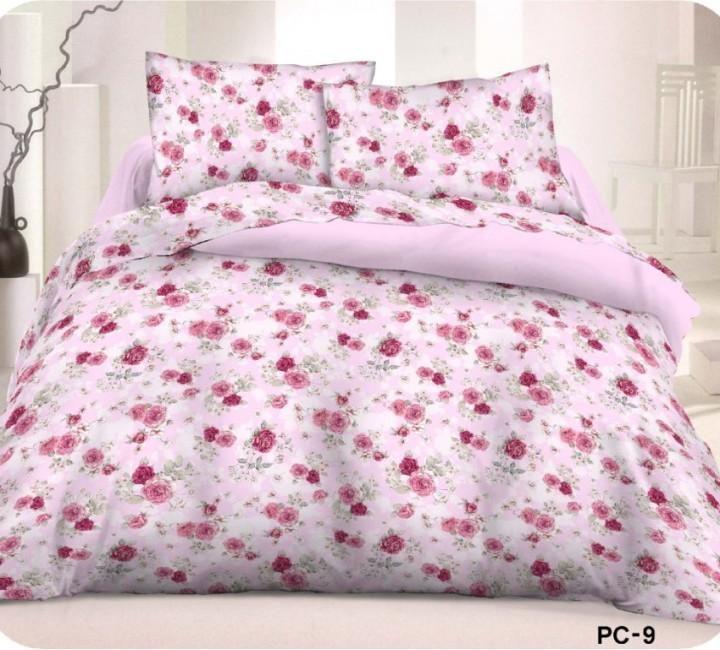 PC-09 Комплект постельного белья Поликоттон Valtery 1,5 спальный