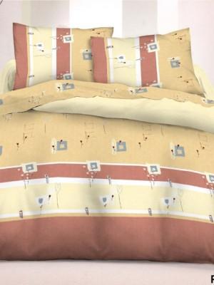 PC-04 Комплект постельного белья Поликоттон Valtery Евро