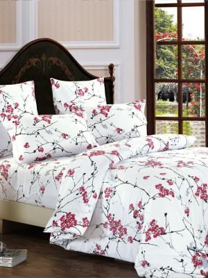 А-150 комплект постельного белья Поплин Сайлид 2 спальный