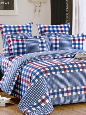 А-154-2 комплект постельного белья Поплин Сайлид 2 спальный