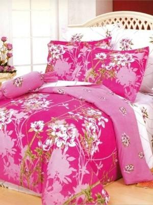 В-46 комплект постельного белья Сатин Сайлид 1,5 спальный