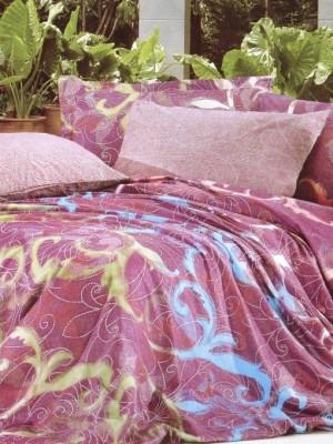 С-137 комплект постельного белья Сатин Valtery 1,5 спальный