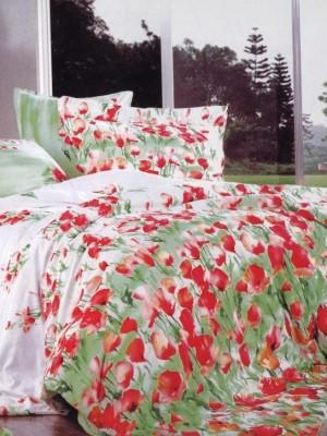 С-138 комплект постельного белья Сатин Valtery 1,5 спальный