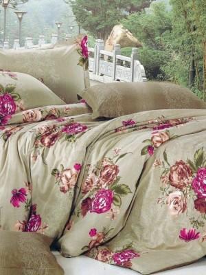 С-209комплект постельного белья Сатин Valtery 1,5 спальный