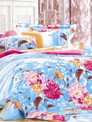 С-210комплект постельного белья Сатин Valtery 1,5 спальный