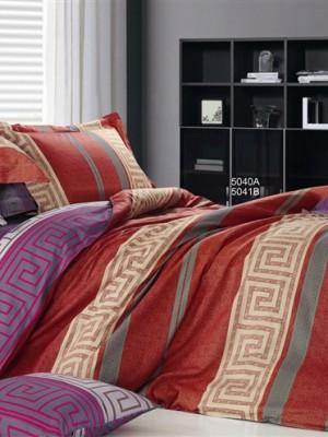 С-126 комплект постельного белья Сатин Valtery 2х спальный