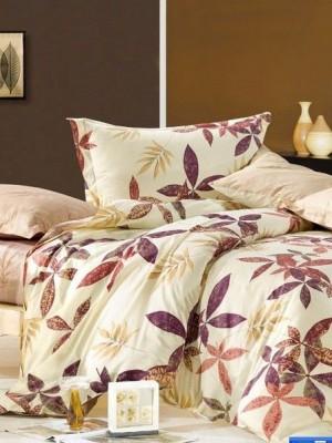 С-85 комплект постельного белья Сатин Valtery 1,5 спальный