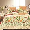 С-162 комплект постельного белья Сатин Valtery 2х спальный