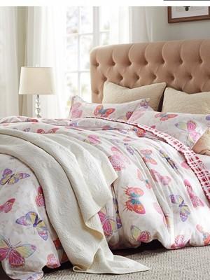 С-170 комплект постельного белья Сатин Valtery 2х спальный