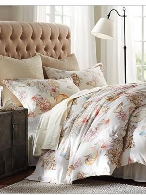 С-171 комплект постельного белья Сатин Valtery 2х спальный