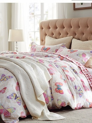 С-170комплект постельного белья Сатин Valtery 1,5 спальный