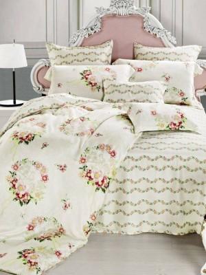 С-110 комплект постельного белья Сатин Valtery 1,5 спальный