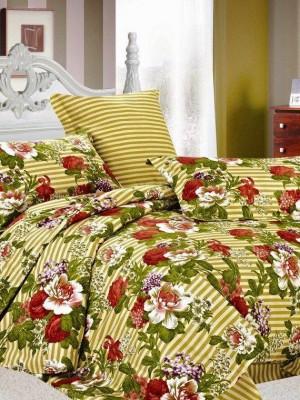 С-203 комплект постельного белья Сатин Valtery 2х спальный
