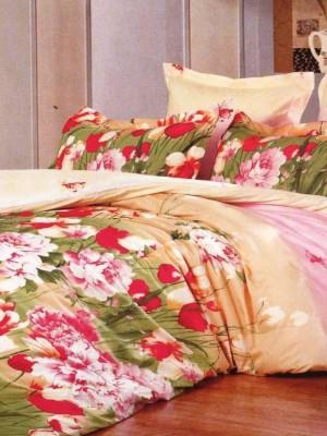 С-147 комплект постельного белья Сатин Valtery 1,5 спальный