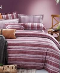 С-133 комплект постельного белья Сатин Valtery 1,5 спальный