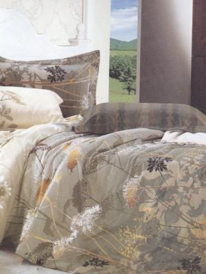 С-111 комплект постельного белья Сатин Valtery 1,5 спальный