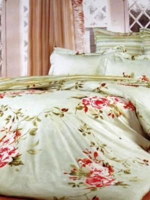 С-149 комплект постельного белья Сатин Valtery 1,5 спальный