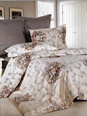 С-150 комплект постельного белья Сатин Valtery 1,5 спальный
