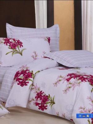 С-61 комплект постельного белья Сатин Valtery 1,5 спальный