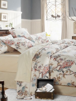 CL-175 комплект постельного белья Сатин Valtery 2х спальный