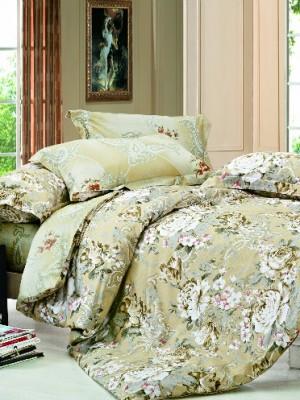 CL-134 комплект постельного белья Сатин Valtery 2х спальный