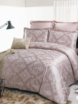 JC-06 комплект постельного белья Сатин-жаккард Valtery 1,5 спальный