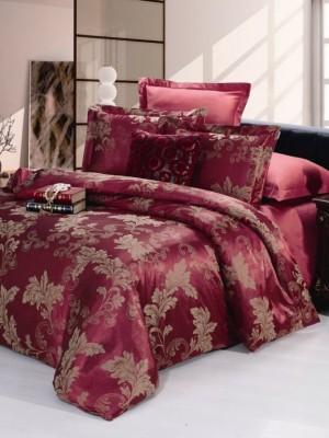 JC-17 комплект постельного белья Сатин-жаккард Valtery 1,5 спальный