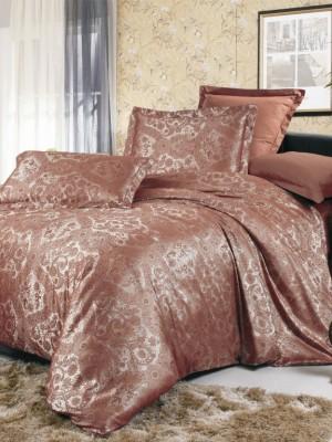 JC-07 комплект постельного белья Сатин-жаккард Valtery 1,5 спальный