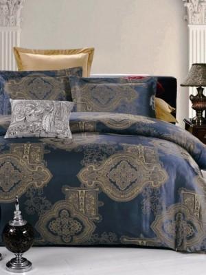 JC-18 комплект постельного белья Сатин-жаккард Valtery 1,5 спальный