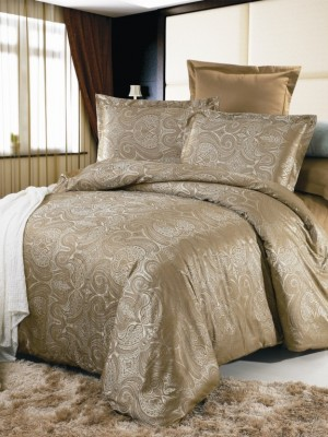 JC-08 комплект постельного белья Сатин-жаккард Valtery 1,5 спальный