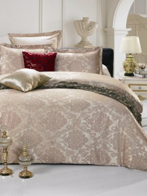 JC-19 комплект постельного белья Сатин-жаккард Valtery 1,5 спальный