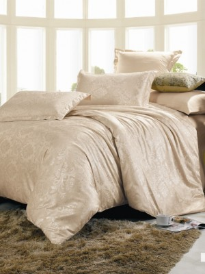 JC-11 комплект постельного белья Сатин-жаккард Valtery 1,5 спальный