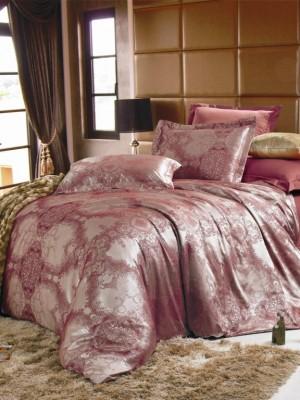 JC14 комплект постельного белья Сатин-жаккард Valtery 1,5 спальный