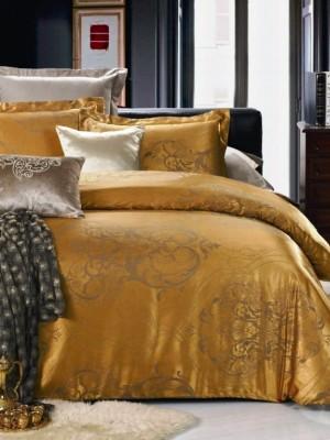 JC-15 комплект постельного белья Сатин-жаккард Valtery 1,5 спальный