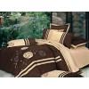 100-49 комплект постельного белья Сатин с вышивкой Valtery Евро