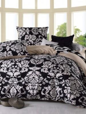 МР-06 комплект постельного белья Софткоттон Valtery 1,5 спальный