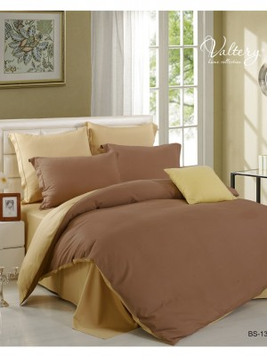 BS-13 Комплект постельного белья из бамбука Valtery Евро