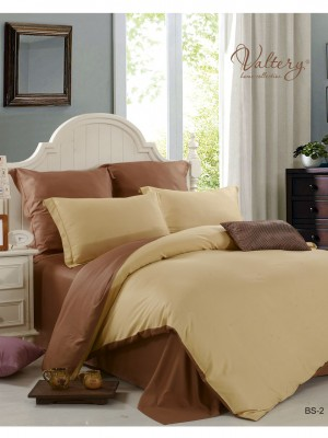 BS-02 Комплект постельного белья из бамбука Valtery 1,5 спальный