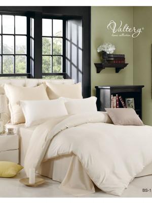 BS-01 Комплект постельного белья из бамбука Valtery Евро