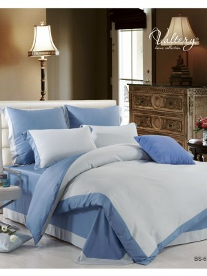 BS-06 Комплект постельного белья из бамбука Valtery 1,5 спальный