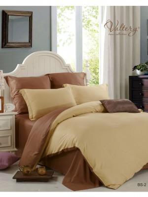 BS-02 Комплект постельного белья из бамбука Valtery Евро