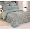 Комплект постельного белья Жаккард (Евро) KL6-062