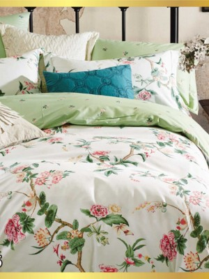 Комплект постельного белья из сатина CR6 - 55 Миранда