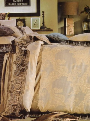 Комплект постельного белья сатин-жаккард TJ111-484