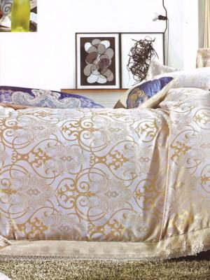Комплект постельного белья сатин-жаккард TJ111-491
