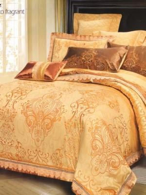 Комплект постельного белья сатин-жаккард TJ111-497
